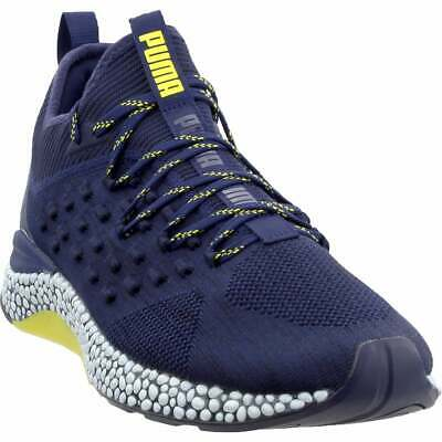 PUMA HYBRID RUNNER Fusefit Casual Running Neutral Shoes Navy
