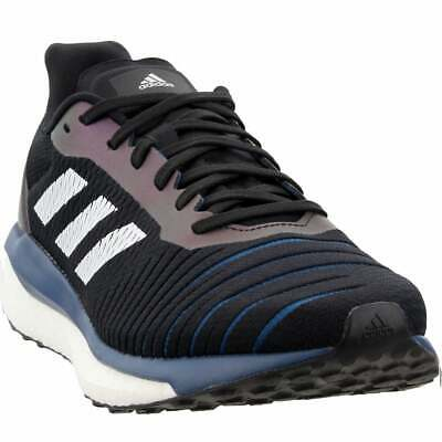 adidas Solar Drive  Casual Running  Shoes Black Mens - Size 8.5 D