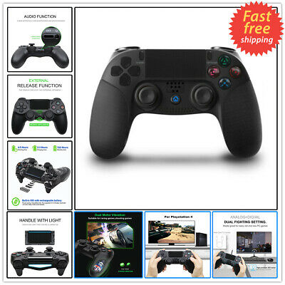 For Sony PS4 Wireless Bluetooth Controller Playstation4 Joystick DualShock