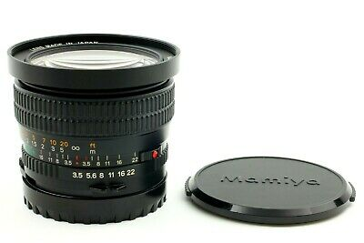 【Excellent++++】 Mamiya Sekor C 35mm F3.5 N for 645  Lens From Japan 127