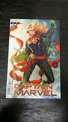 2019 Marvel Comics Captain Marvel #11 Vf/Nm Flat Rate Shipping