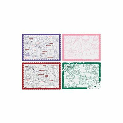 Hoffmaster 326191 Color Me Refill Placemats - 1000 / CS