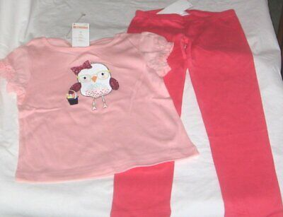 Leggings Outfit Gymboree 2pc Schnauzers Snowflakes Girl size 2T 3T 4T 5T New