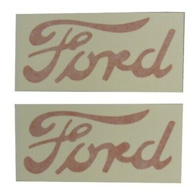 Ford 8N Tractor Replacement Hood Decals Sticker Set 1947 to 1952 8N4752H