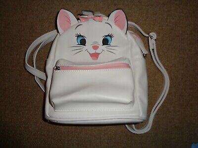 Girl small Marie cat backpack from Primark