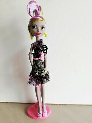 Rare find - Monster High Moanica D'Kay in great condition