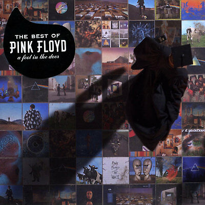 PINK FLOYD A Foot In The Door The Best Of 2 X 180G VINYL LP NEW & SEALED