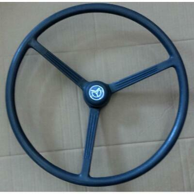 Steering Wheel W/ Cap fits Ford New Holland 5000 5100 5190 5200 5340 5600
