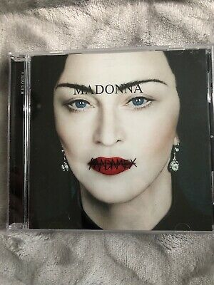 Madonna Madame X (CD, 2019) - Deluxe Limited Edition