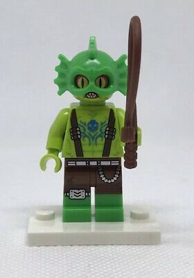 The LEGO Movie 2 Collectible MiniFigure #10 Swamp Creature Sealed Pack