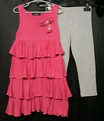 Aged 6-7 Years Girls GEORGE Party Outfit