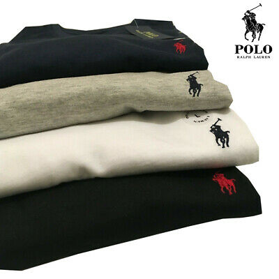 Ralph Lauren Crew Neck Men's Short Sleeve T-Shirts SALE ON
