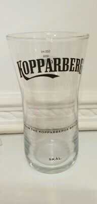 4 X KOPPARBERG CIDER PINT GLASES NEW CE IDEAL FOR HOME BAR OR PUB