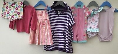 Baby Girls Bundle 12-18 H&M Next BHS Primark Cherokee George <H4917