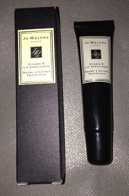 JO MALONE LONDON VITAMIN E LIP CONDITIONER .5 OZ / 15 ML (Full Size)