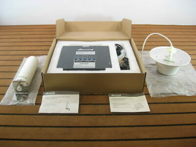 SureCall Fusion5 5-Band Signal Booster Kit w/ Inside/Outside Antennas