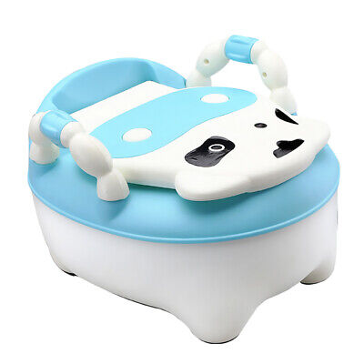Safety Kids Children Baby Toddler Toilet Training Potty Trainer Seat Chair