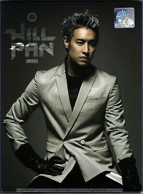 WILL PAN 潘瑋柏 808 2011 MALAYSIA Deluxe Repack Edition CD+DVD + SLIPCASE FREE SHIP