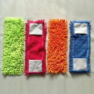 Floor Dust Cleaning Pad Head Mops Chenille Mop Head Home Refill Microfiber Cloth