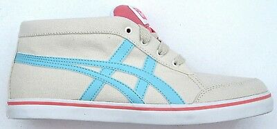 Womens Girls Onitsuka Tiger Renshi Canvas Fashion Trainers Sneakers Size 4.5 5