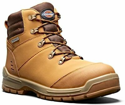 Dickies Phoenix Safety Work Boots Black /& Lime Men/'s Shoes Sizes 6-14