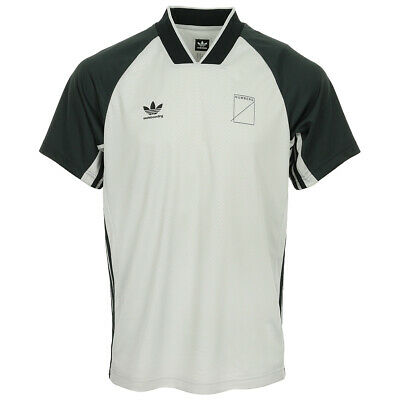 Vêtement T-Shirts adidas homme Numbers Jersey taille Gris Polyester