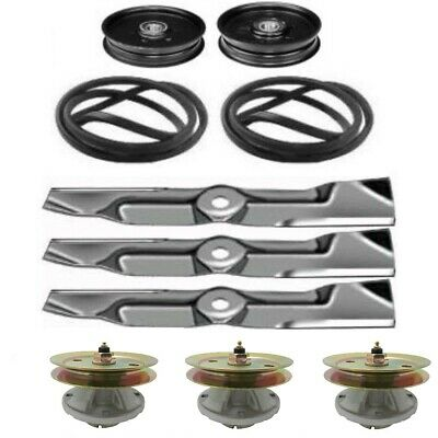 """fits John Deere 240 and 245 48"""" Lawn Mower Deck Parts Rebuild Kit Free Shipping"""