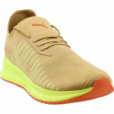 Details about PUMA AVID EVOKNIT IGNITE GUM LOW SNEAKERS MEN SHOES ORANGE 368052 02 SIZE 13 NEW