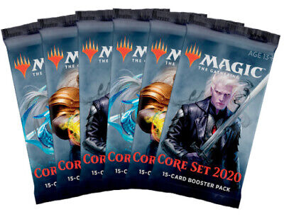 Magic the Gathering - 1 x CORE SET 2020 M20 Booster Pack