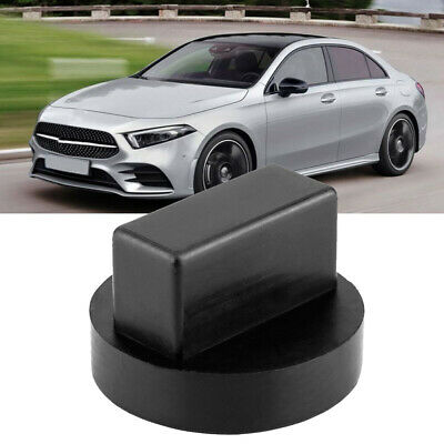 Car Jack Stand Support Rubber Pad Frame Rail Floor Adapter Fit For Mercedes-Benz