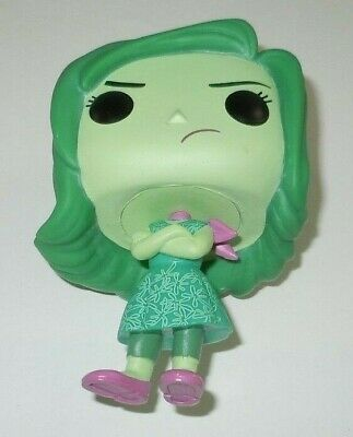 Disgust Funko Pop Inside Out Disney Pixar #134 Vaulted Loose OOB NO BOX Figure