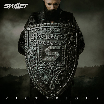 Skillet • Victorious CD 2019 Atlantic Records •• NEW ••