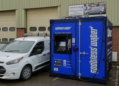 Water Fed Pole, Window Cleaning, Pure Water Filling Station - Gloucester