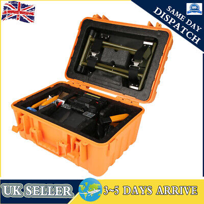 A-81S Fiber Optic Welding Splicing Machine Optical Fusion Splicer Orange 220V