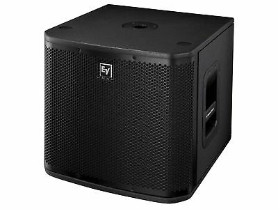 Electro-voice ZXA1SUB120V 30.5cm 700W Compatto Powered Subwoofer / 120V / Nero