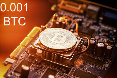 Bitcoin Mining Contract 4 Hours | Get BTC in Hours not Days 0.001 BTC Guaranteed