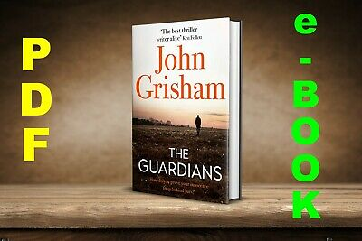 The Guardians by John Grisham The perfect gift for Dad Bestseller