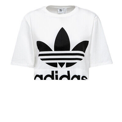VÊTEMENT T SHIRTS ADIDAS femme SC Crop LS Top