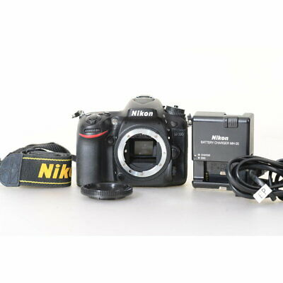 Nikon  D7100 24.1 MP SLR-Digitalkamera - DSLR Kamera - Gehäuse - Body