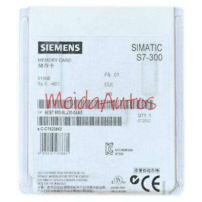 New in box Siemens 6ES7 953-8LJ30-0AA0 6ES7953-8LJ30-0AA0 One year warranty