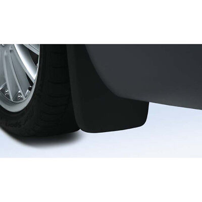 New Genuine Audi A6 C5 Front Accessory Mudflaps Set