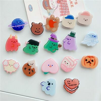Cartoon Expanding Holder Finger Grip Stand Mobile Phone Airbag Bracket Universal