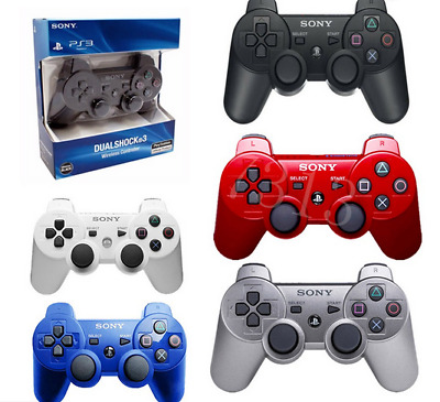 PS3 Controller Dualshock PlayStation 3  Wireless Bluetooth