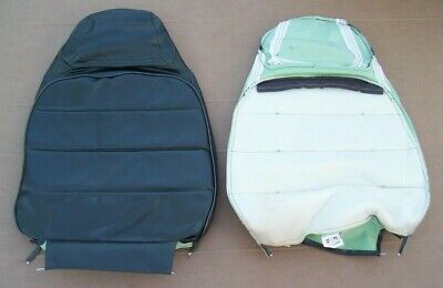 NEW PUI 1972 - 1973 Dodge Charger Plymouth Satellite interior SEAT COVER SET