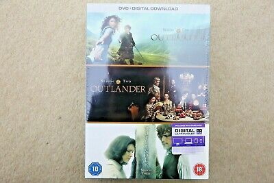 Outlander Season 1 2 And 3       Brand New Sealed Uk Dvd Boxset