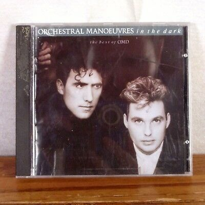 Orchestral Manoeuvers in the Dark the best of OMD CD 1988 Virgin BMG Direct M