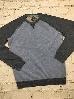 Next Boy's Jumper Blue Long Sleeve Soft Sweater Age 15 Years