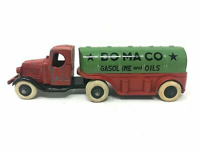 Tootsie Toy Domaco Tanker Gasoline and Oils, Vintage