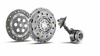 FORD FOCUS Mk2 1.4 Clutch Kit 3pc 04 to 06 220mm B/&B Quality Cover+Plate+CSC