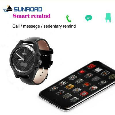 Pedometer SUNROAD Sport Watch Waterproof Digital Heart Rate Blood Pressure Watch